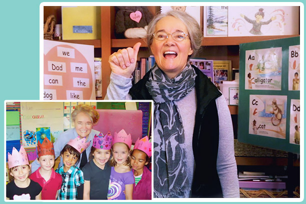 Nellie Edge Online Seminars Teacher Resources for your Kindergarten Classroom.